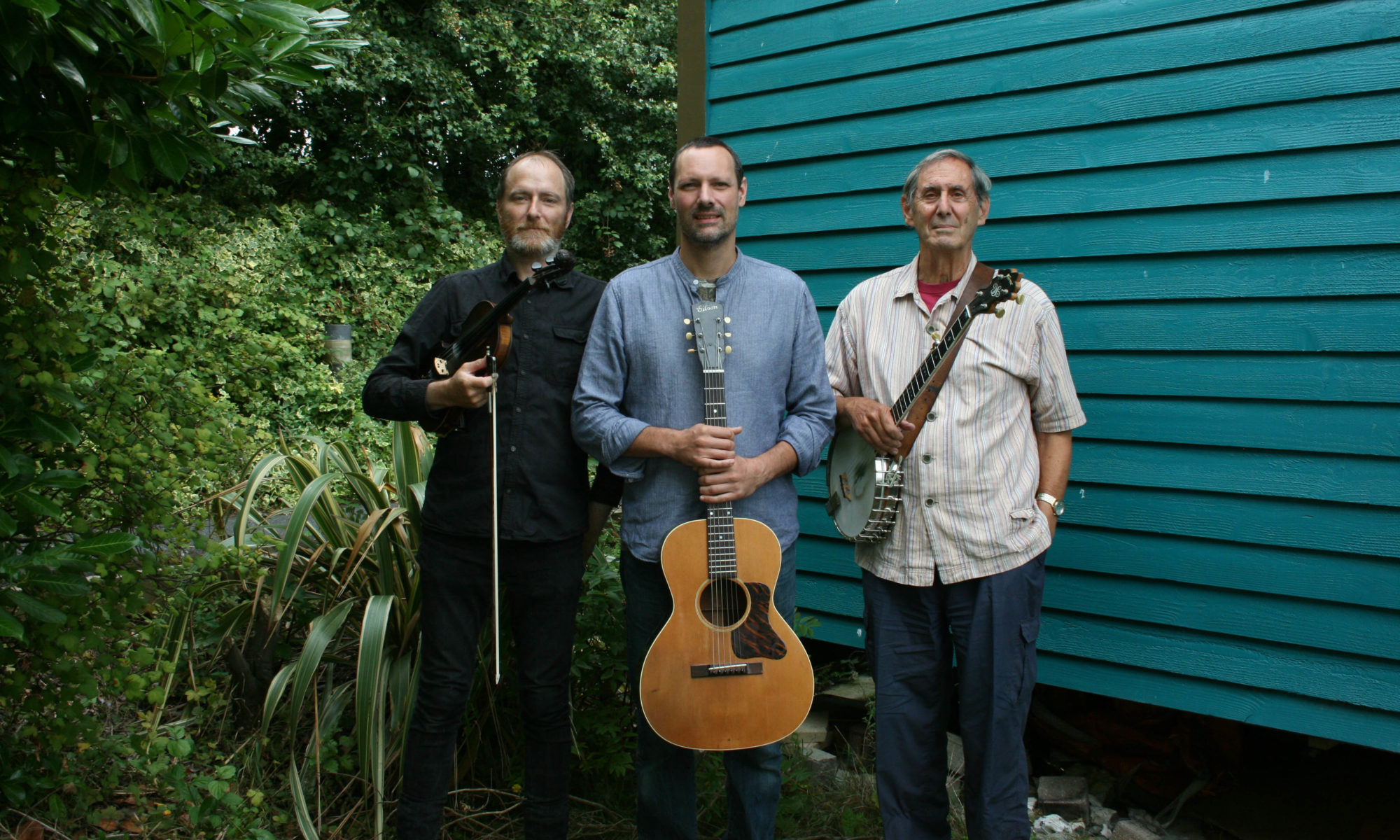 New Deal String Band